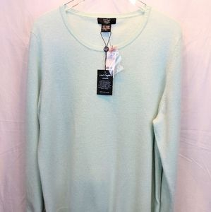 NWT CASHMERE LORD & TAYLOR